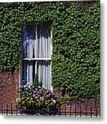 Georgian Doors, Fitzwilliam Square Metal Print