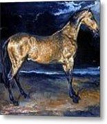 Gericault: Horse Metal Print