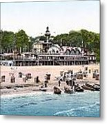 Germany: Casino, C1895 Metal Print