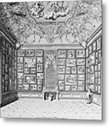 Germany: Gallery, 1731 Metal Print