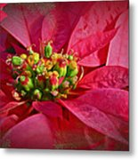 Get To The Heart Of It Metal Print