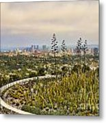 Getty Museum V Metal Print