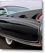 Ghost Cadillac Metal Print