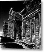 Ghost Town Metal Print