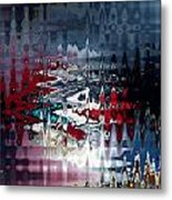 Ghostfriends Comes With To Egypt 2012 Travels 1 Metal Print