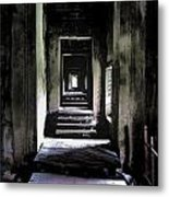 Ghostly Passage Metal Print