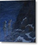 Ghosts Of Everest Metal Print