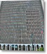 Giant Bank Of M And T Metal Print