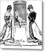 Gibson: Confessions, 1894 Metal Print