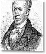 Gilbert Stuart (1755-1828) Metal Print