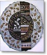 Gingko Biloba Metal Print