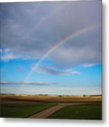Give Me A Double Metal Print by Christy Patino