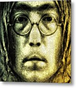 Give Peace A Chance Metal Print by Bill Cannon