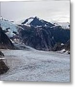 Glacial Field Metal Print