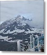 Glacier Bay In Its Majesty Metal Print