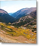 Glacier Cirque - Rocky Mountain National Park Metal Print