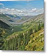 Glacier National Park 9275 Metal Print