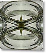 Glas Art Metal Print