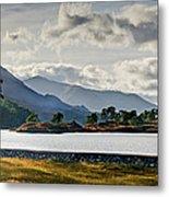 Glen Affric Panorama I Metal Print