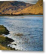 Glen Gour View Metal Print