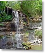 Glen Rock Falls 4 Metal Print
