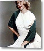Gloria Grahame, Ca. 1950s Metal Print