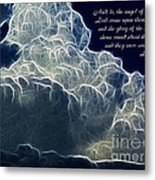 Glory Of The Lord Metal Print