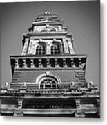 Gloucester City Hall Metal Print by Matthew Green