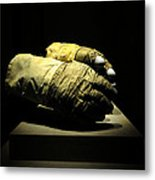 Gloves Of Apollo Metal Print