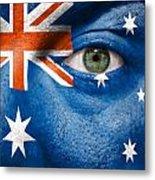 Go Australia Metal Print