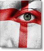 Go England Metal Print