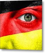 Go Germany Metal Print by Semmick Photo