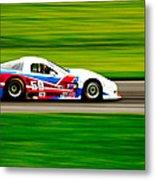Go Speed Racer Go Metal Print