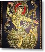 Goddess Tara Metal Print by Asha Nayak