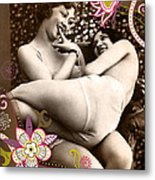 Goddesses Metal Print