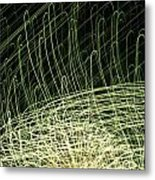 Going Green Metal Print by Dean Bennett