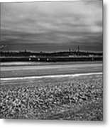Going Home...stockholm Metal Print