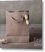 Going Shopping 03 Metal Print