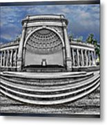 Golden Gate Park Stage  Metal Print