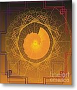 Golden Ratio 2012 Metal Print