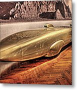 Golden Rod Dearborn Mi Metal Print