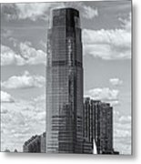 Goldman Sachs Tower Iv Metal Print