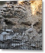 Golgotha The Place Of The Skull Metal Print