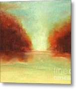 Good Earth   Haze Metal Print