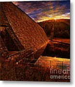 Good Morning Derwent Metal Print by Nigel Hatton