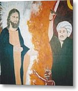 Good Versus Evil Metal Print