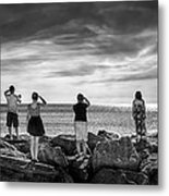 Goodbye Miss Lonely Hearts Metal Print