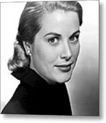Grace Kelly, 1951 Metal Print by Everett