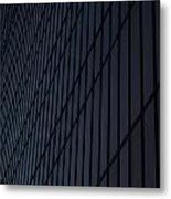 Gradient Windows Metal Print