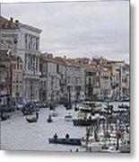 Gran Canal. Venice Metal Print